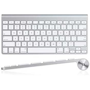 amazon com apple bluetooth wireless keyboard mc184ll a electronics rh amazon com