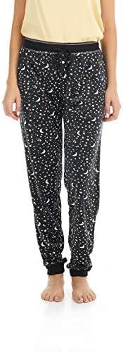 Suko Jeans Women's Pajama Bottoms - Super Soft and Comfortable - Str