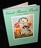 Great Flower Books, Sacheverell Sitwell and Wilfrid Blount, 0871132842