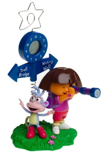 Dora The Explorer - Time For Adventure Spring Clock Viacom International Inc. dora-clock01193