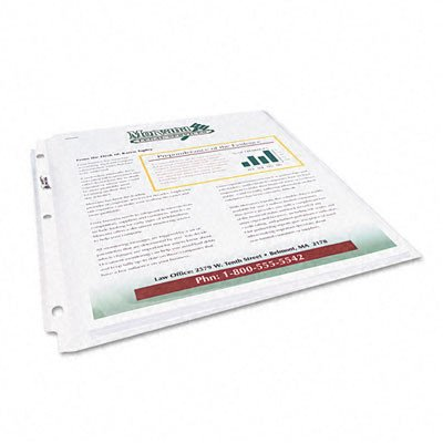 AVE74171 - Avery Multi-Page Top-Load Sheet Protectors