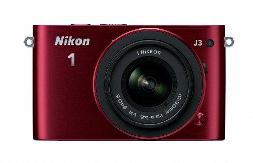 Nikon 1 J3 14.2 MP HD Digital Camera System with 10-30mm ...