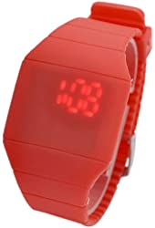 Hot Fashion ! Color Storm New Touch Screen LED Watch Digital Colorful Silicone Sports Watches