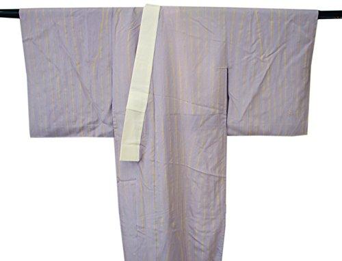 博多着物市場 きものしらゆり L 極上生地 板〆絞り 長襦袢 正絹 仕立て上がり