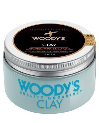 Woody's Grooming: Quality Grooming Hair Styling Clay, 3.4 oz by Generic by Generic