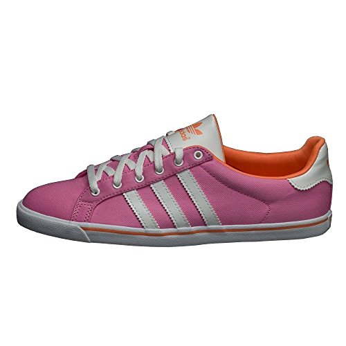 adidas Court Star Slim W - D67879 - Color Pink-White - Size: 5.5 Adidas Court Star