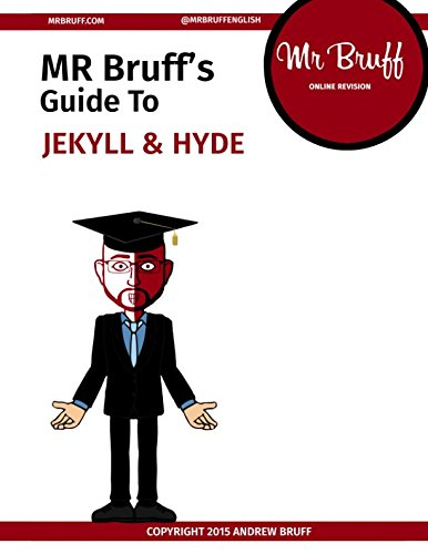 Mr Bruff's Guide to 'Jekyll and Hyde'