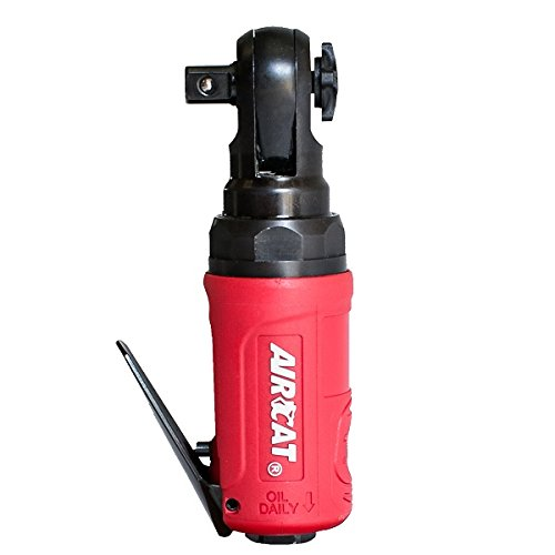 Air Mini Ratchet Wrench - AIRCAT 807 3/8