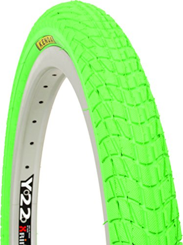 Kenda Tire K841 20X1.95'' Kontact Freestyle All Green by Kenda Tire