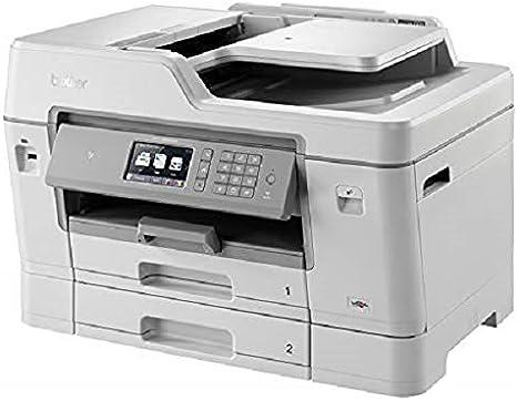 Brother MFCJ6935DW - Impresora multifunción, Color Blanco ...