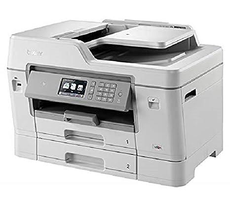 Brother MFCJ6935DW - Impresora multifunción, Color Blanco