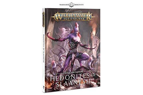 Citadel Battletome: Hedonites of Slaanesh Warhammer for sale  Delivered anywhere in USA