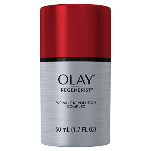 Wrinkle Cream by Olay Regenerist Anti-Aging Wrinkle Revolution Complex Moisturizer Plus Primer, 50 ()