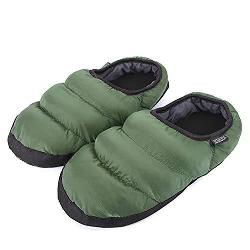 Chaussures Vert Et Femmes Intérieur Pantoufles Haute Baskets Chaud En Doux Coton Printemps Peluche Qualité Nikimi Australien Mode Style nZqTH1SB
