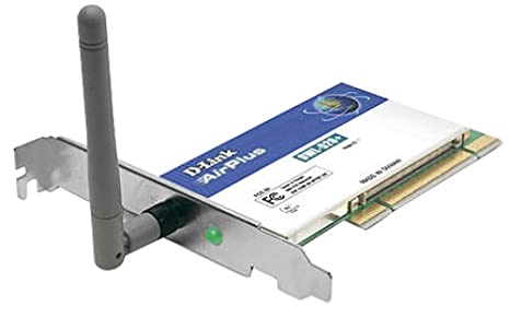 DWL-520 22MBPS PCI WIRELESS ADAPTER WINDOWS 10 DOWNLOAD DRIVER
