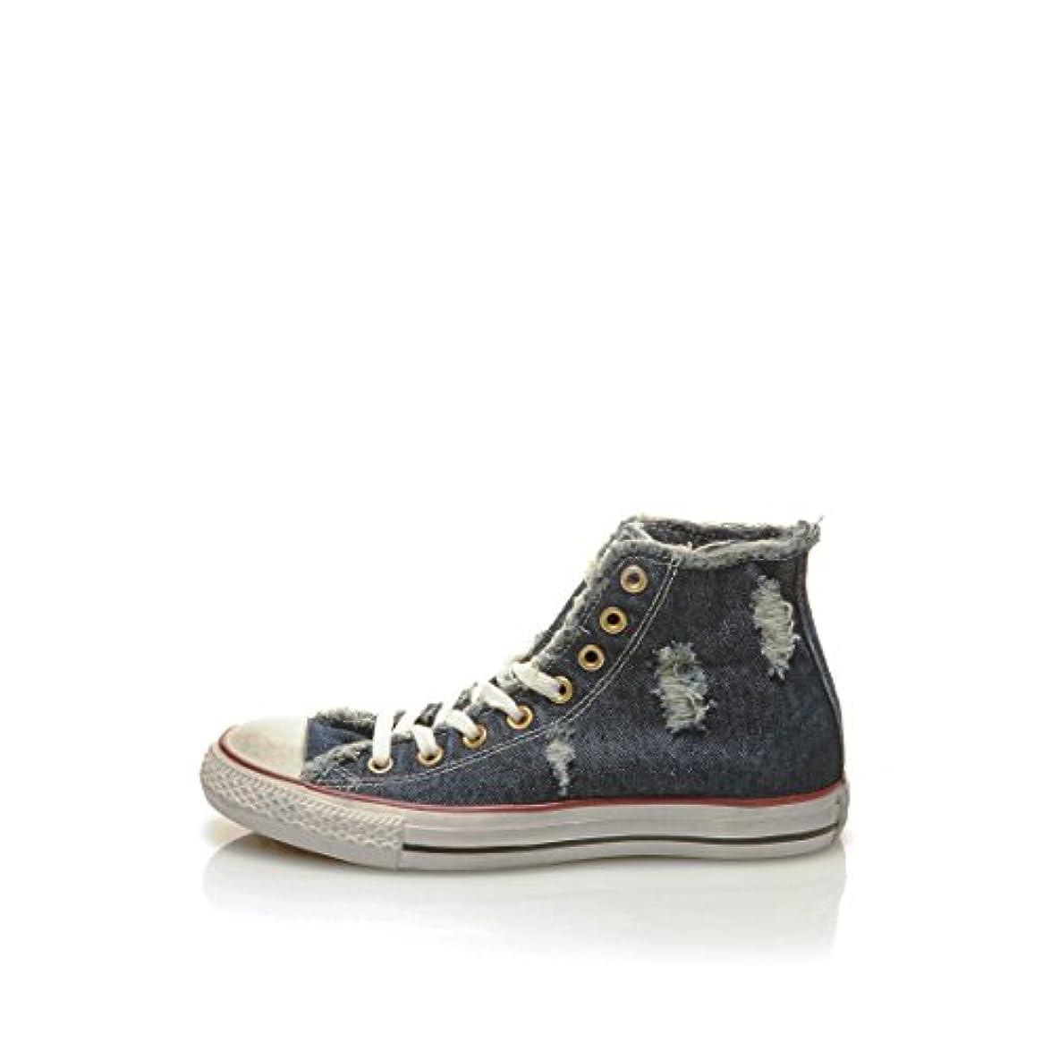 Converse - Chuck Taylor As Hi Can Denim Navy Sneaker Uomo