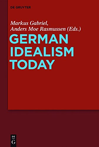 Download for free German Idealism Today