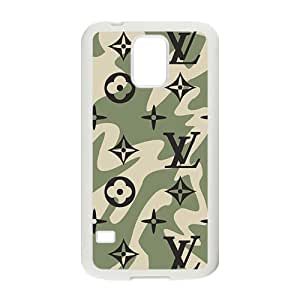 Happy LV Louis Vuitton design fashion cell phone case for samsung galaxy s5