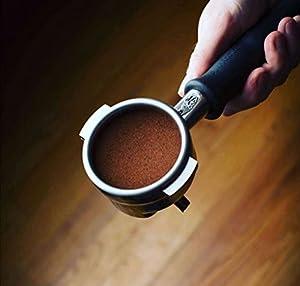 Espresso Coffee Tamper Flat Based Espresso Tamper Stainless Steel Flat Base Tamper Top Grade