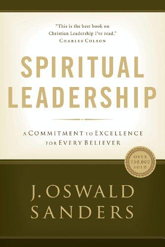 J.oswald Sanders Spiritual Leadership Ebook