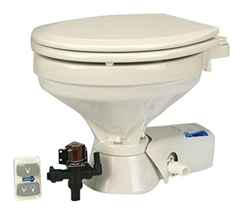 Jabsco Marine 12V Quiet Flush Household Freshwater Toilet