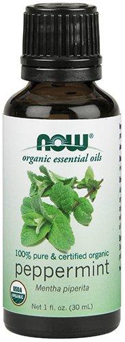 NOW  Organic Peppermint Oil, 1-Ounce