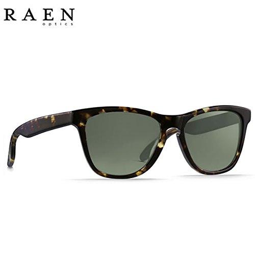 RAEN(レーン) RAEN Optics レーン サングラス VALE - Green Brindle Tortoise 正規代理店 VAL-0017-GRN   B00WSP482Q