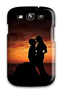Chad Po. Copeland's Shop Unique Design Galaxy S3 Durable Tpu Case Cover Love Hug And Kisss