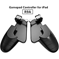Fashionwu Professional Tablet Game Trigger Fire Button Aim Key & Gamepad L1R1 Controller Universal for Android IPad Game Grip Handle