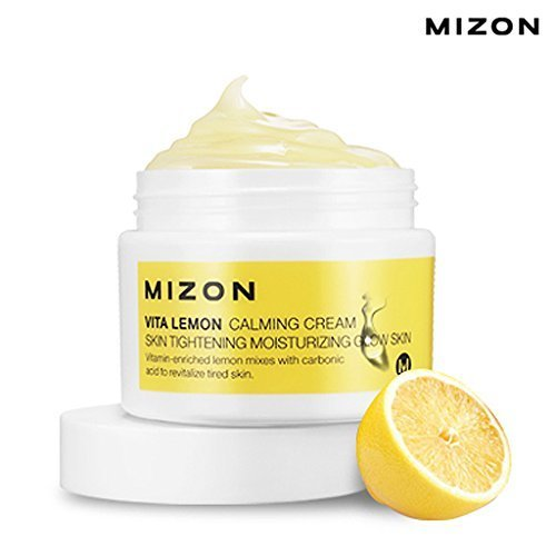 [MIZON] Vita Lemon Sparkling Skin Care (3. Cream 50ml) from MIZON