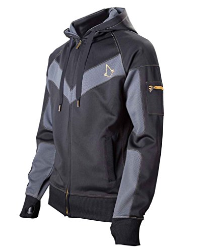 (Assassins Creed Syndicate Parkour Logo Official Mens Zipped)
