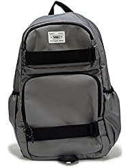 Vans Off The Wall Skate Pack Carry All Backpack-Pewter
