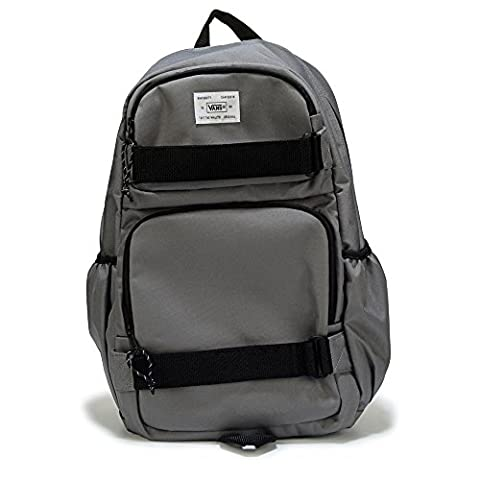Vans Off The Wall Skate Pack Carry All Backpack-Pewter - Comfort Skate