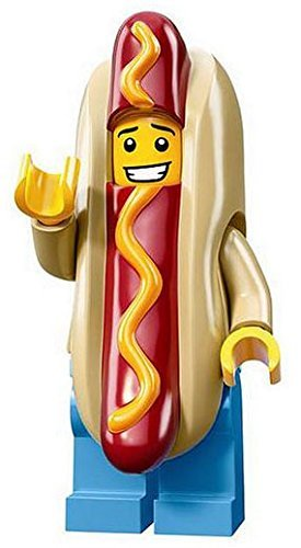 LEGO Minifigures Series 13 Hot Dog Man Construction Toy -