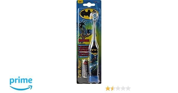 Batman - Cepillo de dientes eléctrico: Amazon.es: Salud y cuidado personal