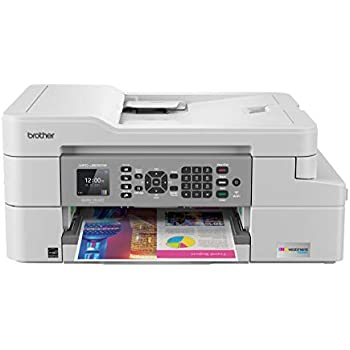 Amazon.com: Brother MFC-J480DW - Wireless Inkjet Color All ...