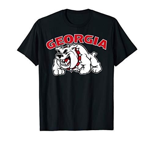 Georgia T-shirt (Mens Georgia Bulldogs Tshirt)