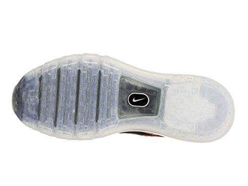 Naranja Wmns Blue Flyknit da Nike Scarpe gmm pnk Corsa Concord Black Arancione Pw Max Donna AZqdd8
