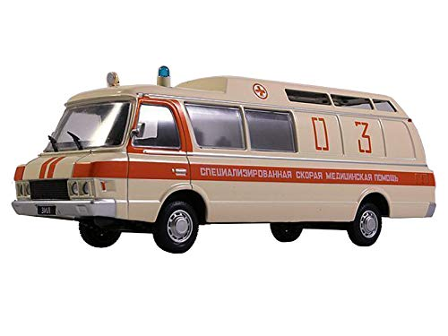 ZIL-118KA 1979 Year - Soviet Ambulance Car - 1/43 Collectible for sale  Delivered anywhere in USA