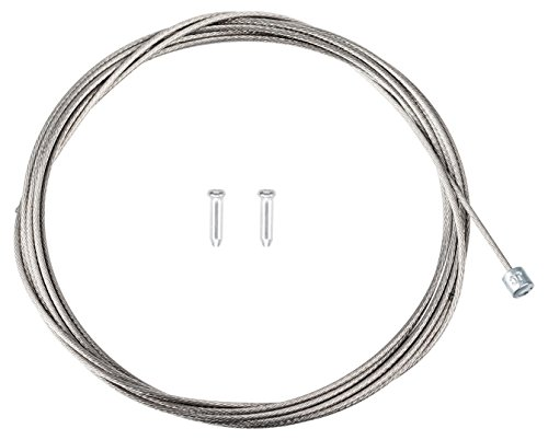 - JAGWIRE Slick Stainless Steel Shift/Shifter Cables Set