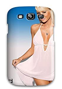 lintao diy ClaudiaDay Perfect Tpu Case For Galaxy S3/ Anti-scratch Protector Case (sara Jean Underwood)