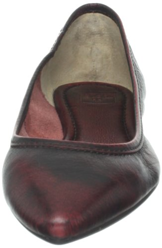 Frye Ballet Red Women's Flat Regina Burnt qqA0gOa