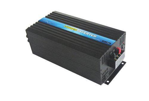 NIMTEK NM3000 Pure Sine Wave Off-grid Inverter, Solar Inverter 3000 Watt 24 Volt DC To 110 Volt AC by NIMTEK Solar Inverter