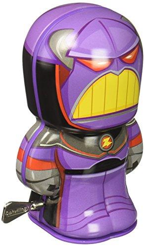 Disney Pixar Toy Story Zurg Bebot Tin Wind Up Action Figure
