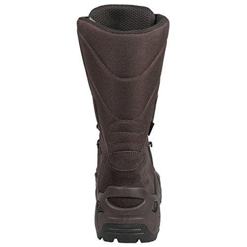 Lowa Mens Z-11S Gore-Tex Suede Boots Dunkelbraun