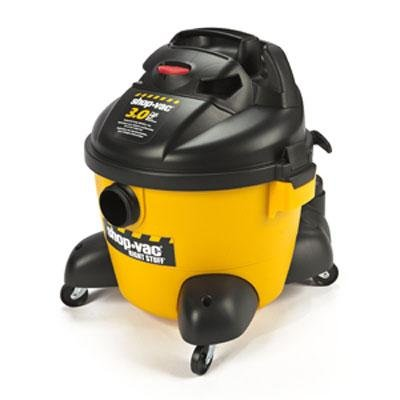 SHOP-VAC 965-06-10 - 6 Gal. Wet/Dry Vac, 3.0 hp, Poly Tank w/1-1/4\ Accessories