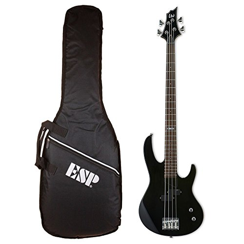 ESP LTD B-10Kit Black Electric Bass Guitar