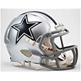 Riddell Dallas Cowboys NFL Replica Speed Mini Football Helmet