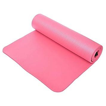 Ollt Fitness 10mm Antideslizante Yoga Mat Sport Pad Gimnasio ...
