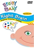 Brainy Baby Right Brain DVD (Classic Edition)